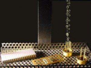 High Sensitivity Helium Leak Detection